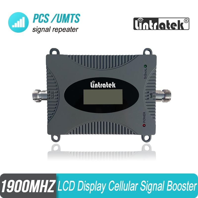 Free Shipping PCS 1900mhz Signal Booster GSM 1900 3G 1900 4G 1900 Cell Phone Amplifier For Tigo/Telcel/Movistar/Claro/Entel #4