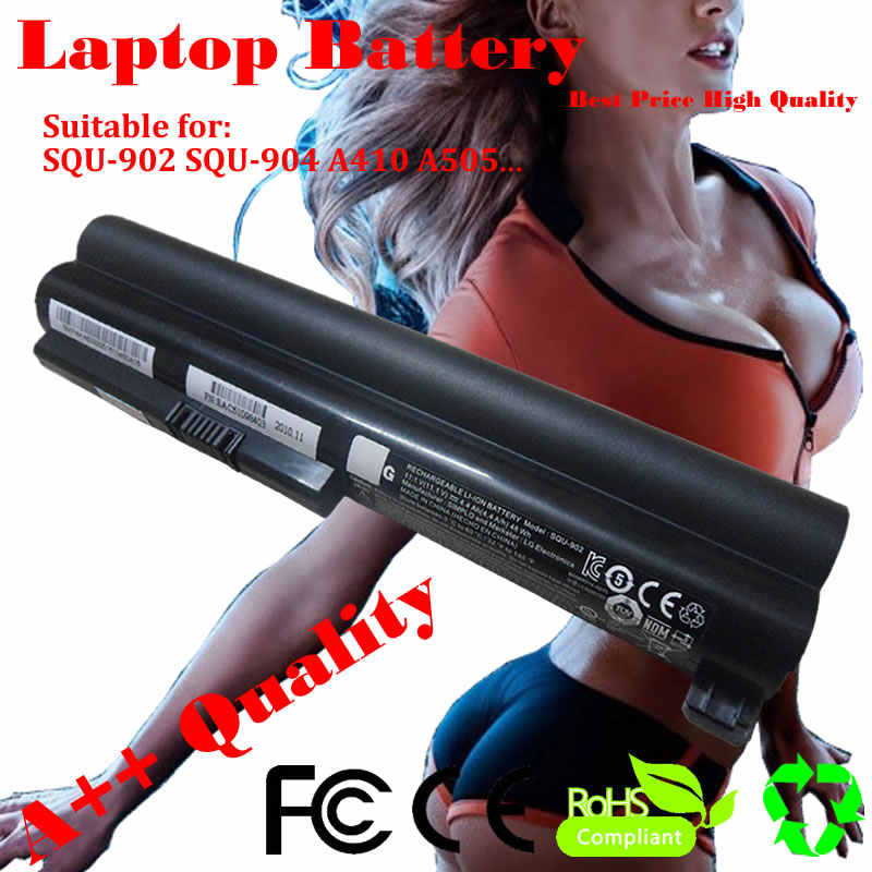 JIGU ноутбука Батарея для Hasee SQU-902 squ-904 SQU-914 для LG A405 A410 T280 CQB901 T290 X140 X170 XD170 C400 CD400 A505 A515