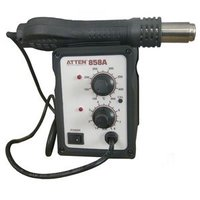 700 W 220 V AT858A nuovo Pistola Ad Aria Calda/SMD Stazione di Rilavorazione/SMD dissaldatura Stazione #030058