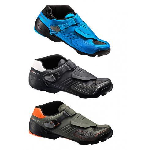 Shimano M200 Vtt Clipless Vélo Chaussures VTT Enduro Trail Chaussures