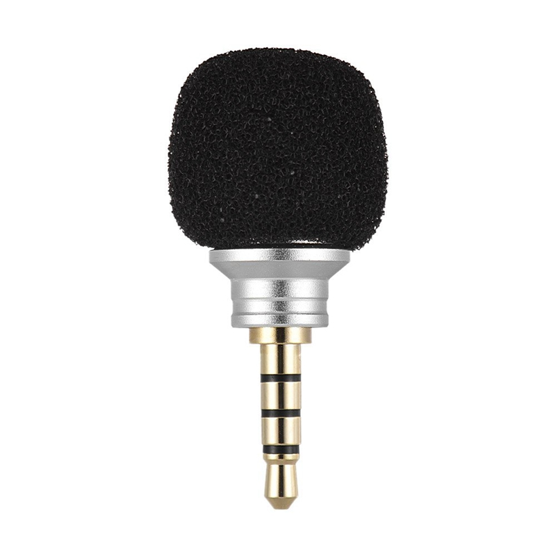 Cell Phone Smartphone Portable Mini Omnidirectional Mic  Micro-phone For Recorder