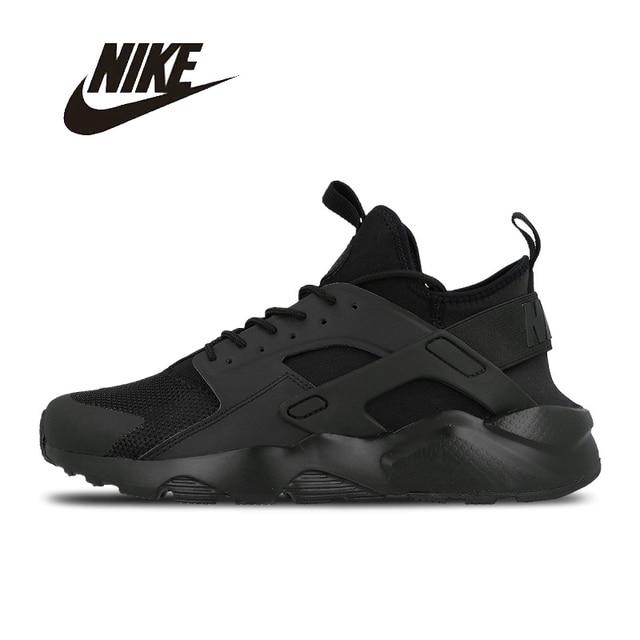 competitive price 93615 db6ea NIKE Original nouveauté hommes HUARACHE RUN ULTRA chaussures de course  chaussures respirantes Super léger pour les
