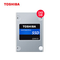 Original TOSHIBA Built in solid state drive Q200EX 240G MLC Hard Drive Disk 2.5 SATA 3 SSD Internal High Speed Cache for Laptop