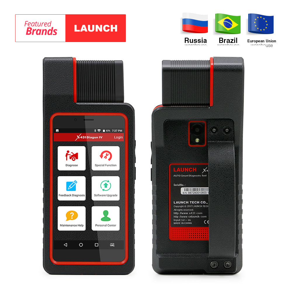 LAUNCH X431 Diagun IV Auto Full System Diagnostic Tool Support Bluetooth/Wifi with 2 Year Free Update better than diagun iii 2017 new released launch x431 diagun iv powerful diagnostic tool with 2 years free update x 431 diagun iv better than diagun iii