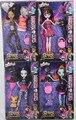 1 pc New Fashion Dolls/Monster Brinquedos Boneca para As Meninas/alta Qualidade do Presente do Brinquedo para Crianças/Hight Clássico brinquedos