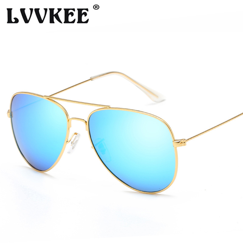 Top quality Classic Aviation Sunglasses women men's 60mm Polarized HD Lens Driving Sun Glasses UV400 rays beach gafas sol mujer