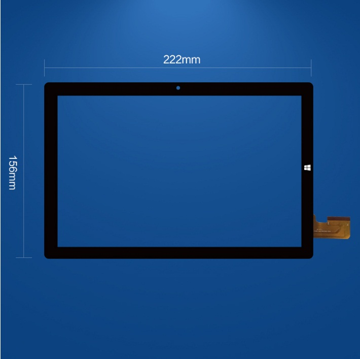 10.1 or 10.6inch for Teclast TBooK 10 S 10s touch screen touch panel digitizer glass Sensor replacement Free Shipping