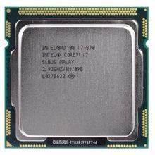 Core i7 870 2.93 GHz Quad-Core L3 8M Processor Socket 1156 CPU SLBJG 95W