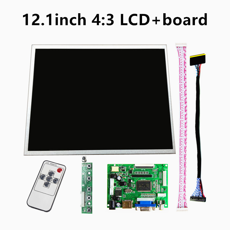 Universal Capacitive Touch Controller for 15 inch panel Screen 4:3 LCD display