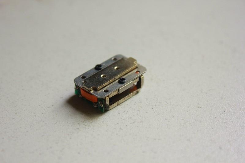 10PCS NO 2 Bone conduction sensor with bone conduction Bluetooth headset module Bone conduction transducer