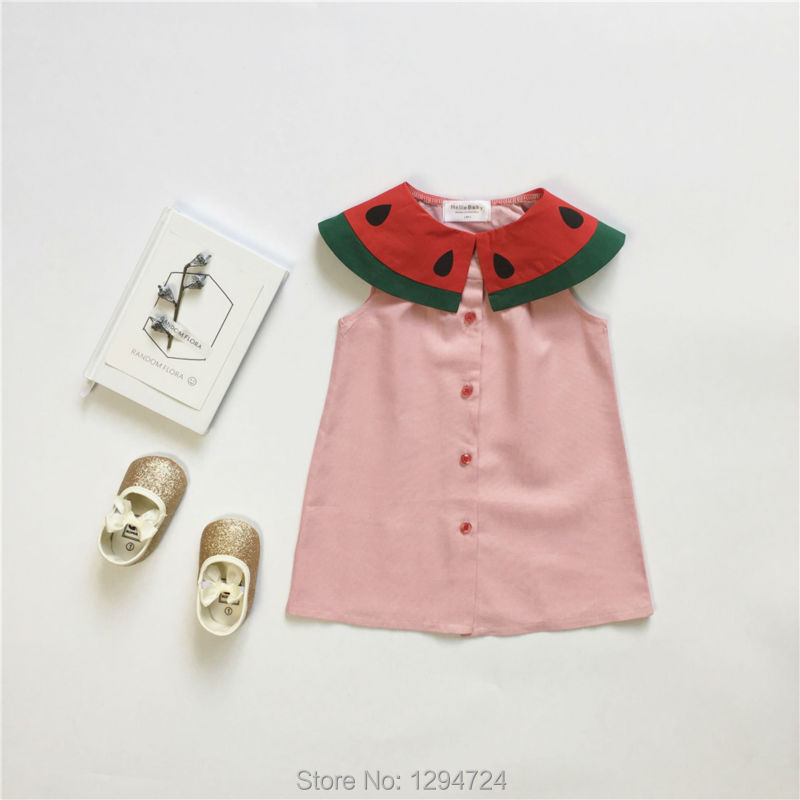 2018 SPRING SUMMER NEW ARRIVAL BABY GIRL CLOTHES GIRLS DRESSES bobo choses girls DRESSES VETEMENT ENFANT FILLE KIDS INS HOT 2018 new style spring kids baby girl clothes 2pcs casual girl outfits sets denim jackets sleeveless dress vetement fille 13 14