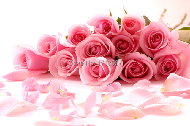 Wedding House Wallpaper 3d A Bunch Of Rose Flower Wallpaper Wedding