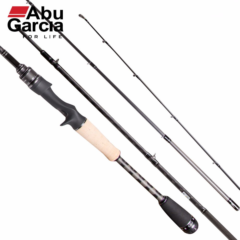 100 original abu garcia hornet stinger plus casting rods for Bass fishing poles