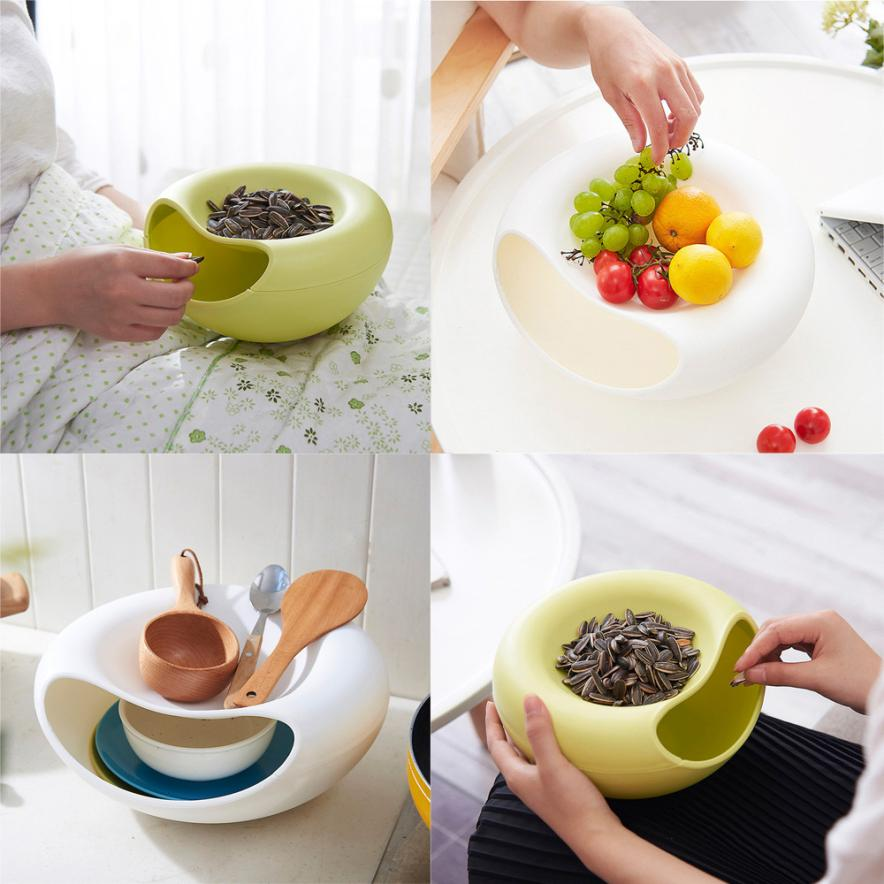 Hot Fashionable Popular 2017 Creative Shape Bowl Perfect For Seeds Nuts And  Dry Fruits Storage Box Trendy Style Unique Designed