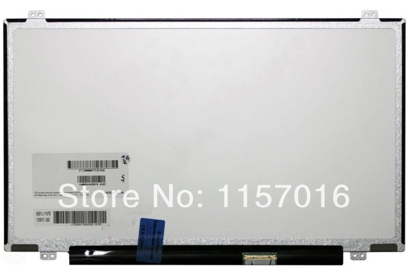 BRIGHTFOCAL New Screen for Lenovo THINKPAD T440P 20AN 14.0 Full-HD FHD LED Replacement LCD Screen 1920 x 1080 Display
