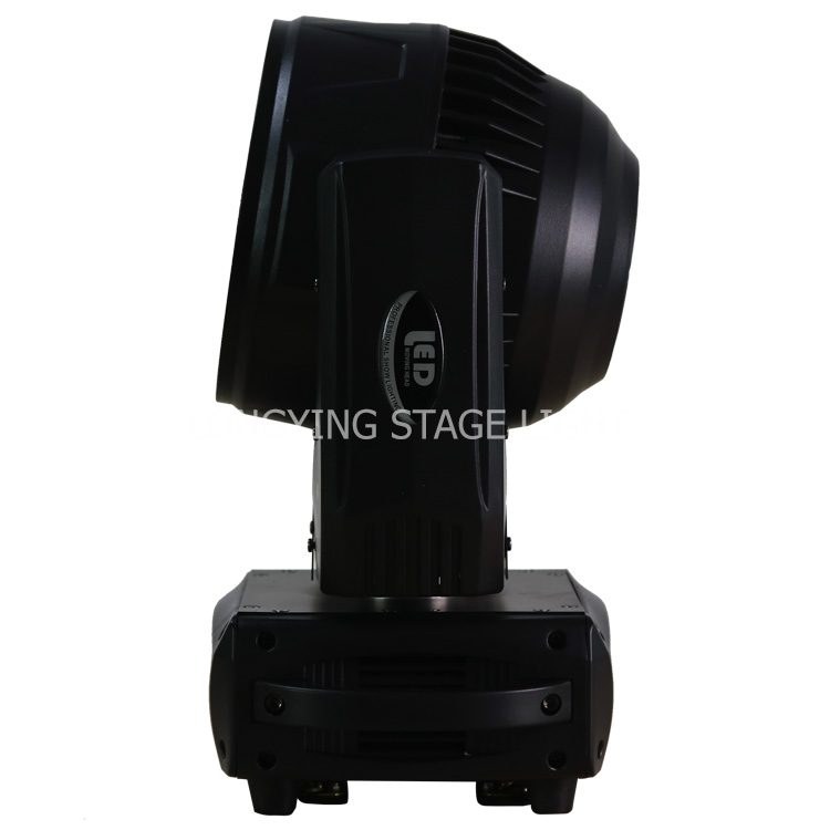 Gratis Verzending 4 stks/partij Cirkel Effect 19x12W RGBW Led Beam Wassen Zoom Moving Head Licht Voor Fase professionele Dj Apparatuur - 5