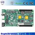 HD-C30 USB + 2 Порт Ethernet (может использоваться в качестве отправки карты) Асинхронный Видео Полноцветный СВЕТОДИОДНЫЙ Управления карты