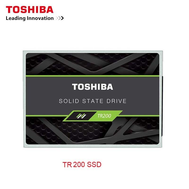 Original Toshiba Internal SSD TR200 Built-in Solid State Drive 240GB TLC 2.5