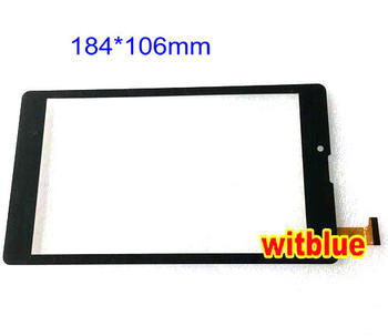 """10PCs New touch screen panel digitizer For 7"""" Digma Optima Prime 2 3G TS7067PG tablet pc glass sensor replacement Free Shipping"""