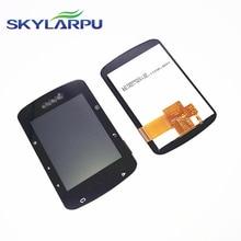 Skylarpu (Lichte Krassen) lcd scherm Voor Garmin Edge 520 520J 520 Plus Dicycle Speed Meter Lcd scherm Panel