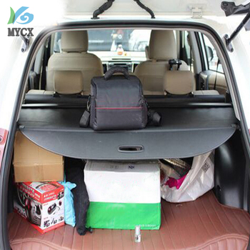 High Quality! Fabric Rear Trunk Security Shield Cargo Cover For toyota RAV4 RAV 4