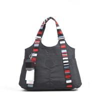 Designer Handbags High Quality Nylon Ladies Shoulder Bags Women Tote Bag Printing Female Large Capacity Shopping Bags Big Size