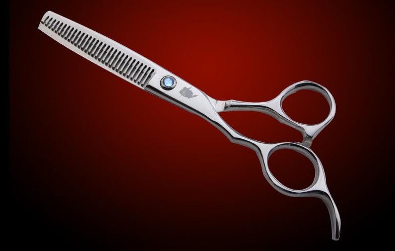 SMITH CHU profesional 6 inci rambut gunting Jepun 440c shears keluli - Penjagaan rambut dan penggayaan - Foto 2