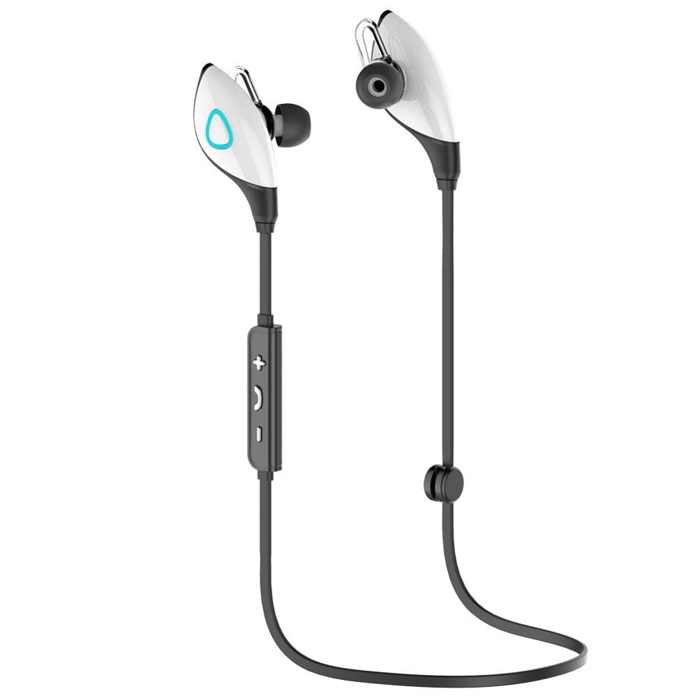 New Wireless Bluetooth 4.0 Headphone IPX7 Waterproof  Stereo Sport Running fone de ouvido Earbuds With Mic For Phone PC new arrivals m165 bluetooth earphone wireless headphone soft earbuds mic stereo headset fone de ouvido for iphone 6s plus xiaomi