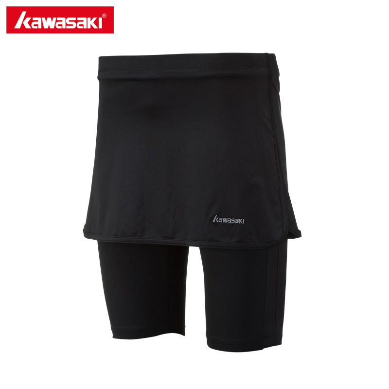 Kawasaki Kvinnors Tennisklänning Badminton Skorts Utomhus Fitness - Sportkläder och accessoarer