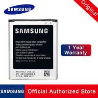 Batterie de remplacement d'origine EB535163LU pour Samsung Galaxy Grand DUOS I9082 neo I9080 I879 I9118 I9060 I9128 véritable batteria