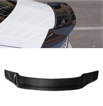 JIOYNG Sợi Carbon Phía Sau Xe Wing Trunk Lip Spoiler Đối Với Mercedes-Benz W218 CLS320 CLS63 CLS350 CLS300 2012- 2018 R-Phong Cách