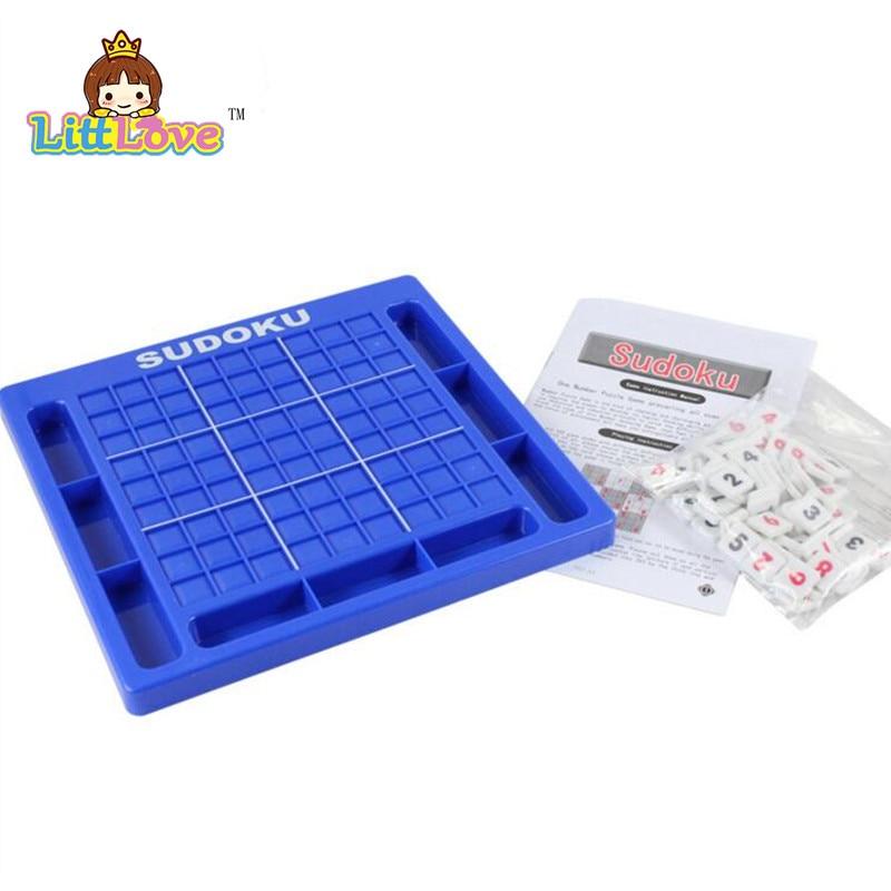 LittLove Sudoku Puzzles Cube Number Ойын балаларға - Ойындар мен басқатырғыштар - фото 5