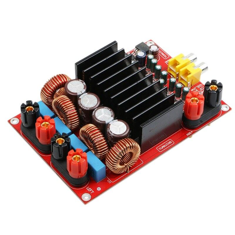 Tas5630 Opa1632Dr Audio carte amplificateur numérique haute puissance classe D 2x300 W Dc50V Hifi bricolage (Edition Deluxe)
