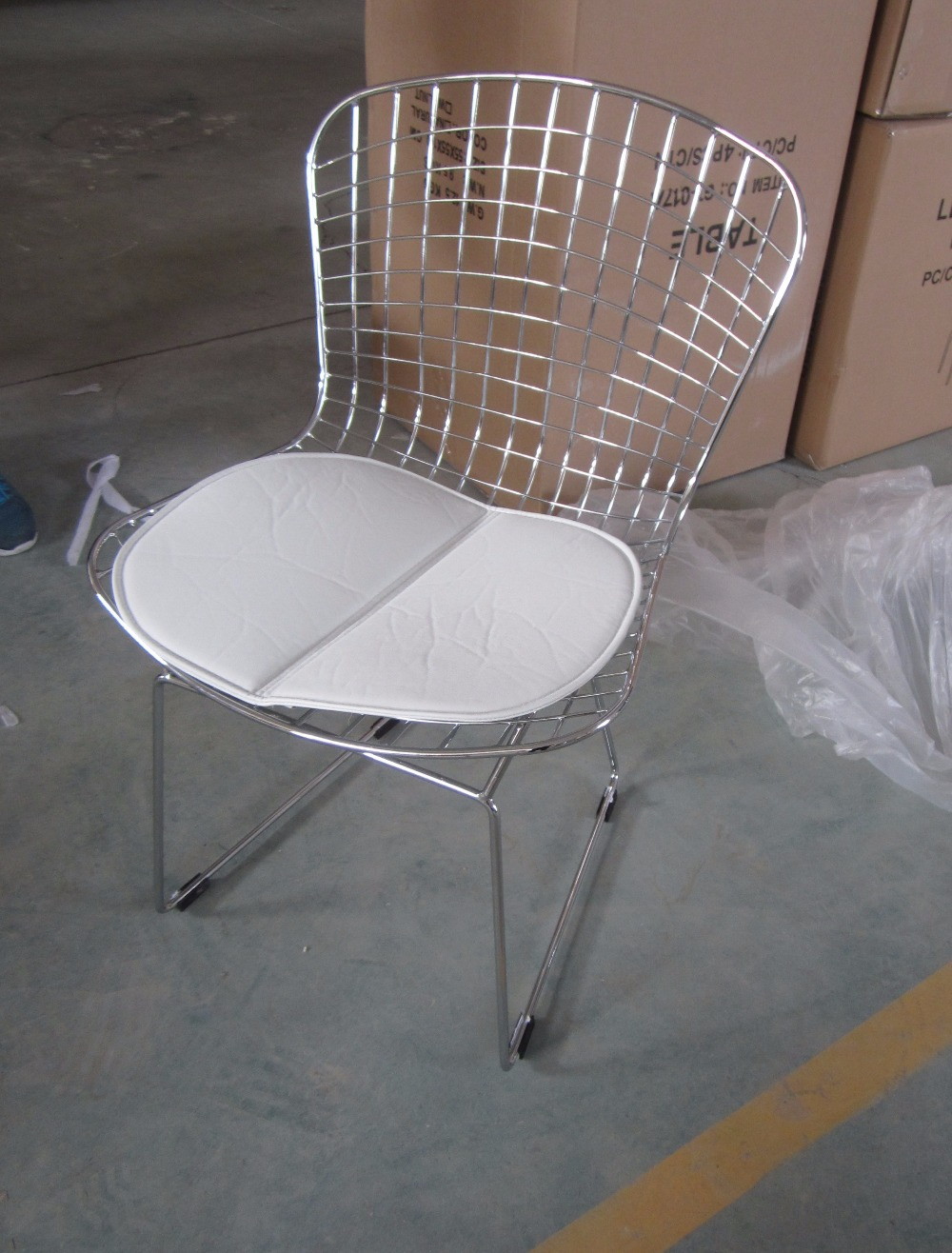 Bertoia Wire Chair aliexpress : buy pads cushion for harry bertoia wire chair