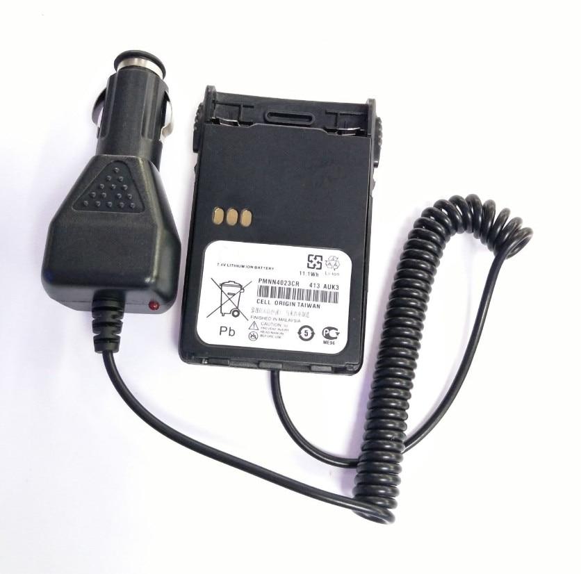 Car Battery Eliminator Adaptor Car Charger For Motorola Radio GP344 GP388 GP328 Plus EX500 EX600