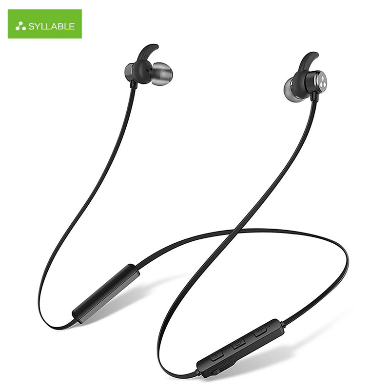 SYLLABLE D3X Wireless Earphone Bluetooth Earphone Sport Magnetic Headset Ecouteur Auriculares Fone De Ouvido kulaklik Audifonos wireless headphones bluetooth earphone sport fone de ouvido auriculares ecouteur audifonos kulaklik with nfc apt x