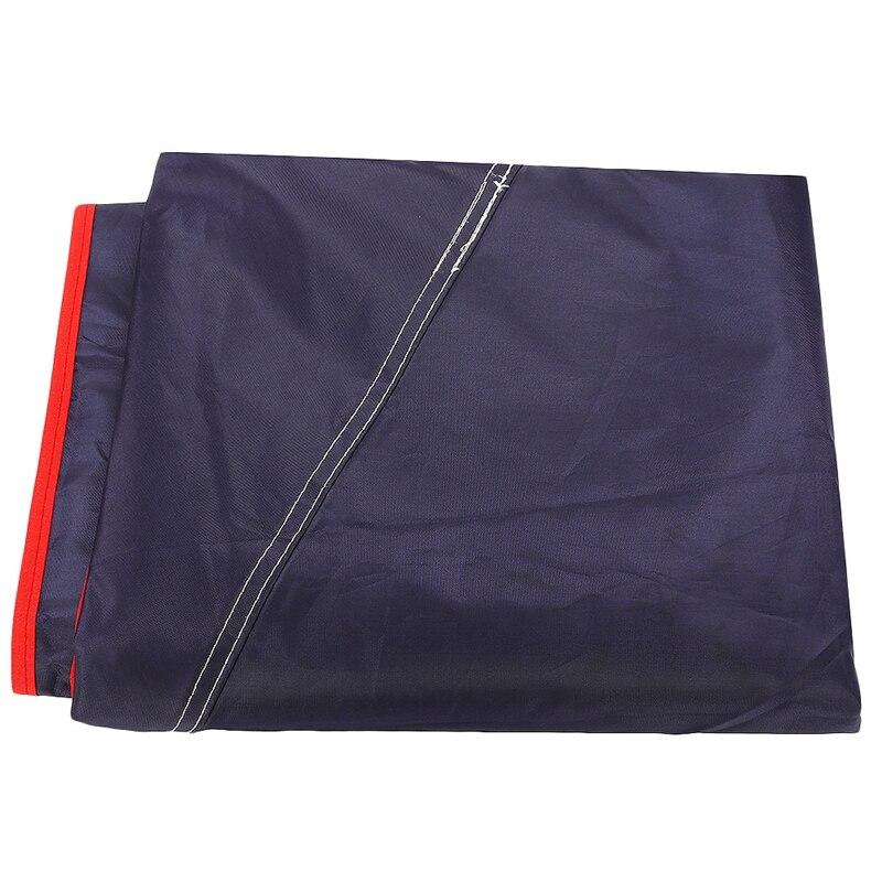 4.5x2.3M nouvelle voiture extérieure véhicule tente voiture parapluie soleil ombre couverture Oxford tissu Polyester couvre sans support - 5