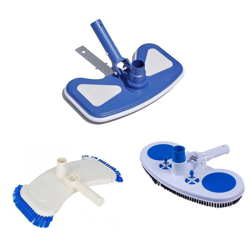 Swimming Pool Vaccum Head And Vacuum Brush Cleaner Tool ABS Material Aquarium Pool Vacuum Cleaner