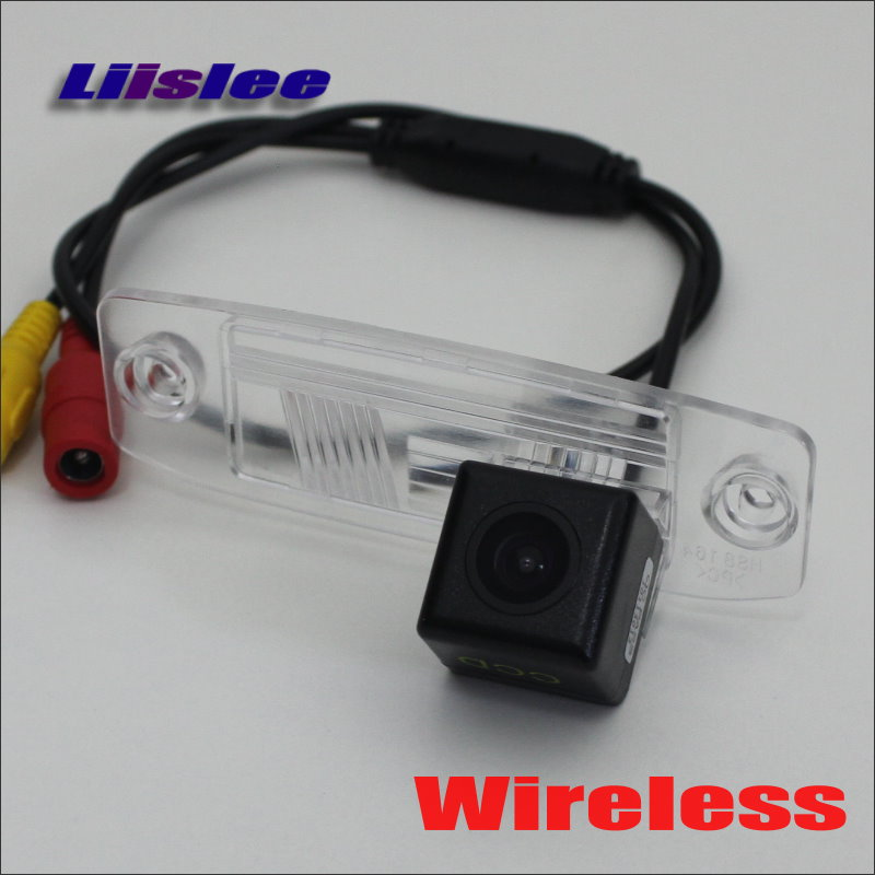 Liislee Wireless Car Parking Rear Camera For Hyundai Avega Brio Super Pony Verna / Reverse Back Up Camera / Night Vision