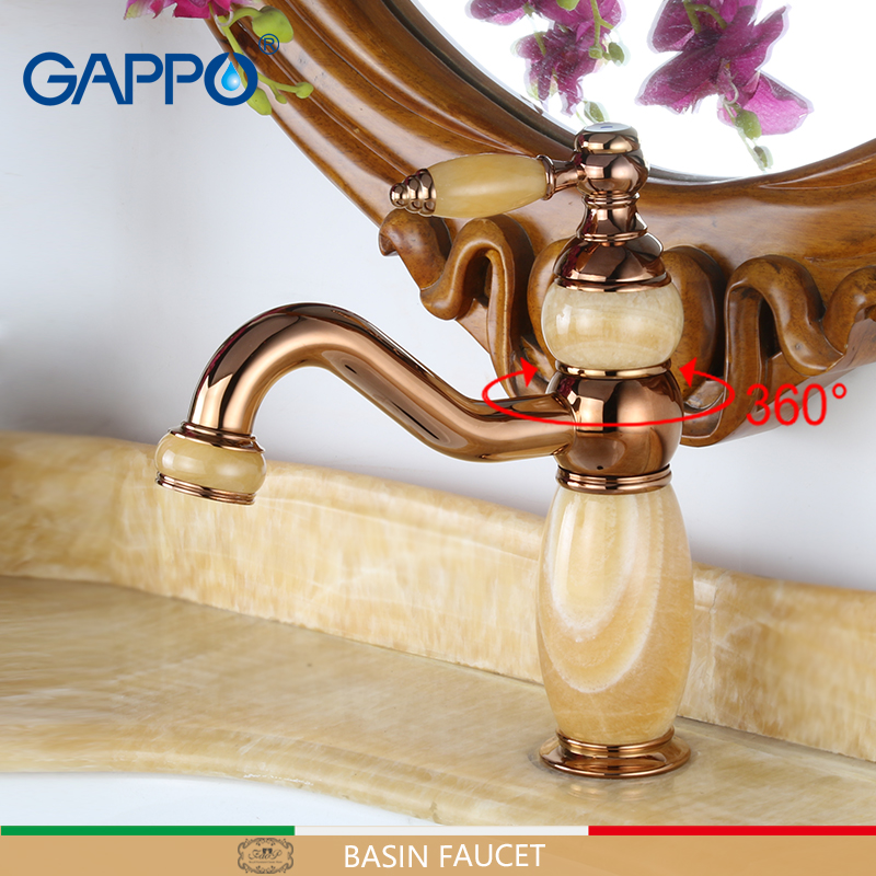 GAPPO basin faucet waterfall faucet water faucet mixer water faucets bathroom basin mixer bathroom taps basin mixer taps 2016 wholesale high quality no need battery water powered led waterfall bathroom faucet basin mixer taps