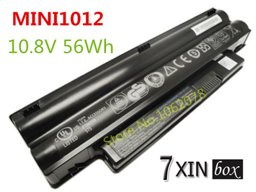 56wh 10.8V Laptop Battery for Dell MINI1012 for Inspiron Mini 1012 1018 Netbook 3G0X8 3G0X8 CMP3D T96F2 3K4T8 NJ644 2T6K2 854TJ