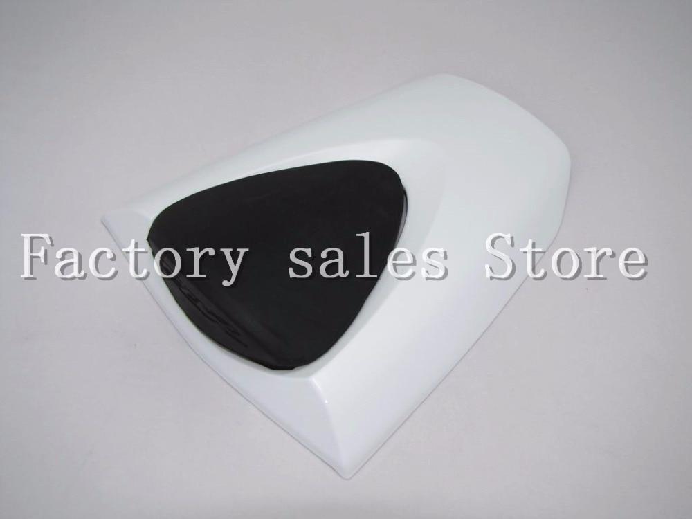 White For Honda CBR 600 RR F5 2007 2008 2009 2010 2011 2012 Rear Seat Cover Cowl Solo Seat Cowl Rear CBR600R R CBR600 Cbr Rr
