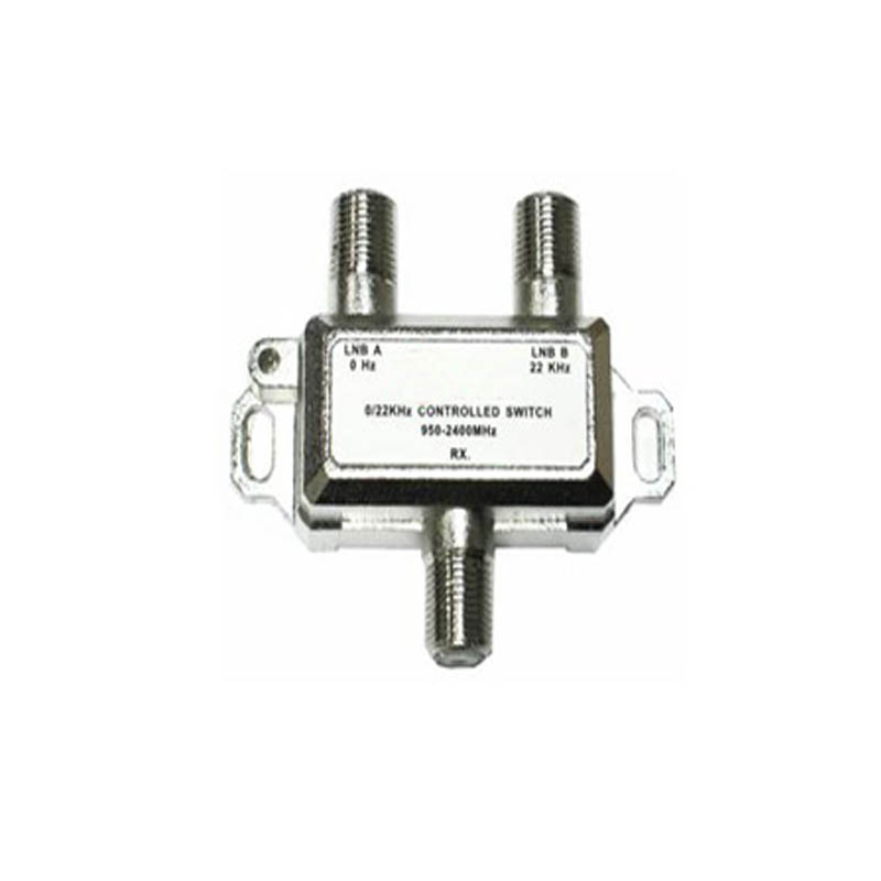 signal control 0  22k diseqc switch with 12 20v working voltage