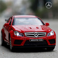 1:32 alloy car models, high simulation benz C63 AMG toy vehicles, metal diecasts, pull back & flashing & musical