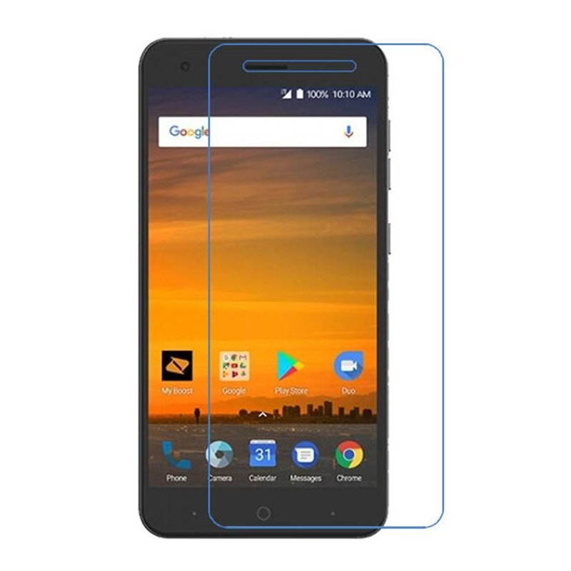 US $1 79 10% OFF|Premium Tempered Glass For ZTE Blade Force N9317 Spark  N9517 Z971 Warp 8 Blade X Z965 BladeX Screen Protector Protective Film-in