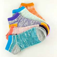 5Pair/Lot Socks Short Women Summer 2016 Socks Short Casual Hosiery chausette femme Socks meias female calcetines 1606354