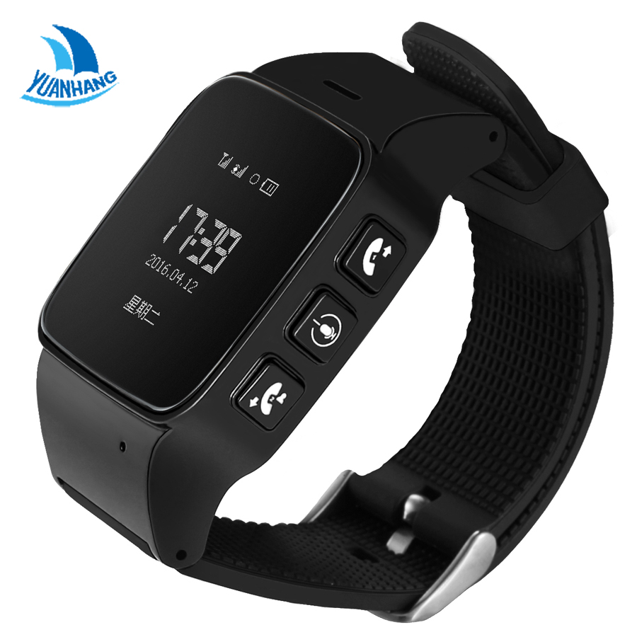 2017 New Arrival Smart GPS LBS Tracker Location Watch for ...