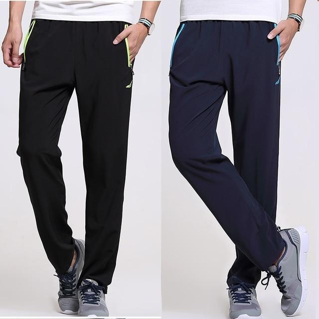 c4d44332e44 Grandwish Men s Pants Workout Plus Size 6XL Mens Quick Dry Pants Elastic  Waist Outside Active Pants