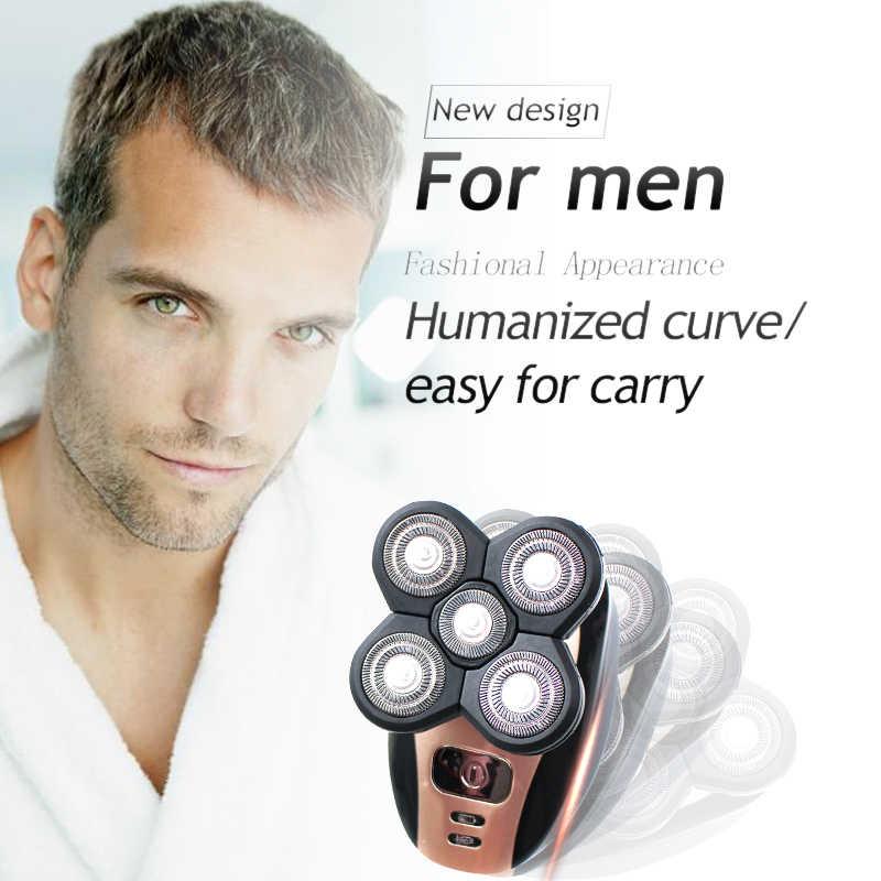 毛シェービングマシン電気シェーバー男性専門のシェーバー理髪パーソナル髪トリマー