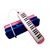 37 Key Melodica Musical Instrument Blowpipe With Oxford Bag For Kid Student Music Lover Delicate Originality High Quality Gift